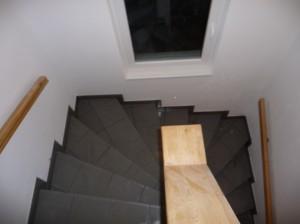 obložení schodů