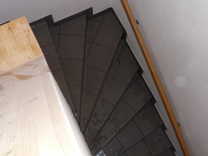Obklad schodiště a schodů